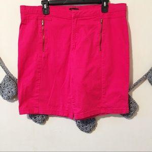 Sofia Vergara Bermuda Hot Pink Short - 16